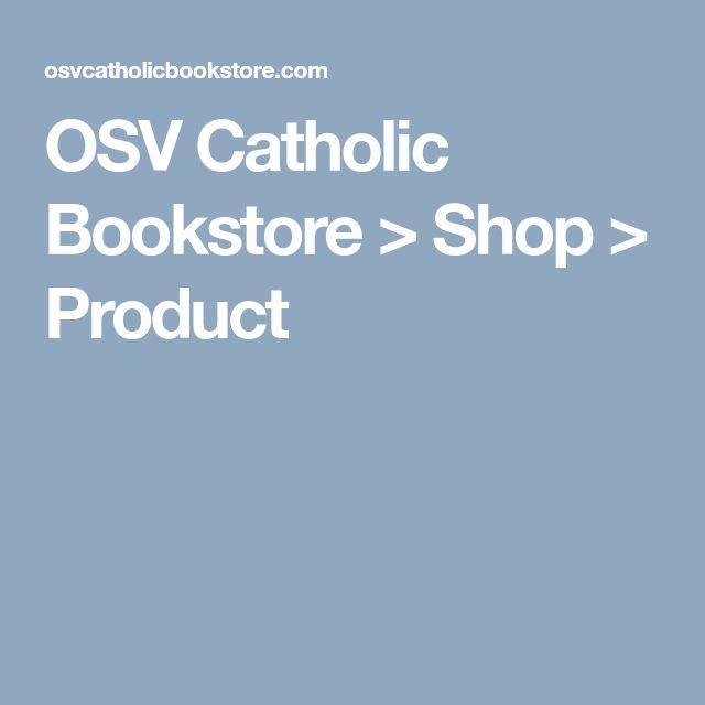 OSV Catholic Bookstore > Shop > Product