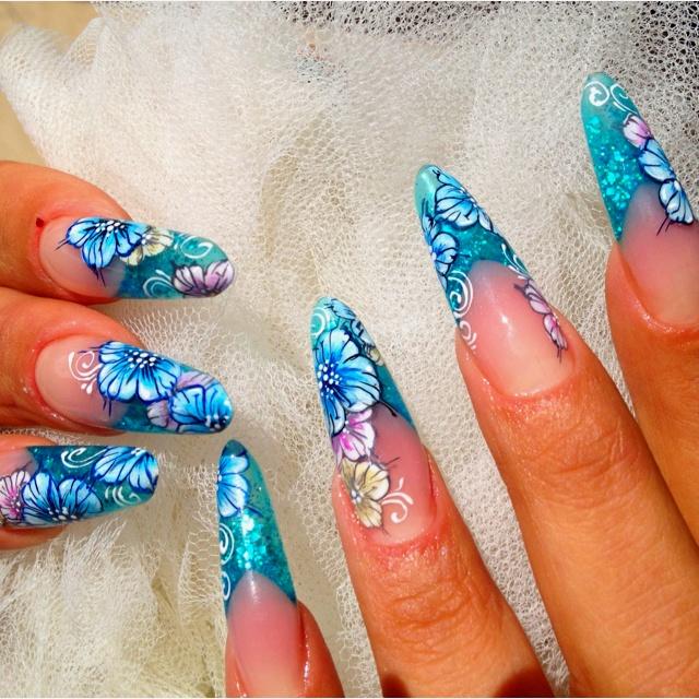 Nailart. Le unghie più belle.  Muzanails Viterbo Italy