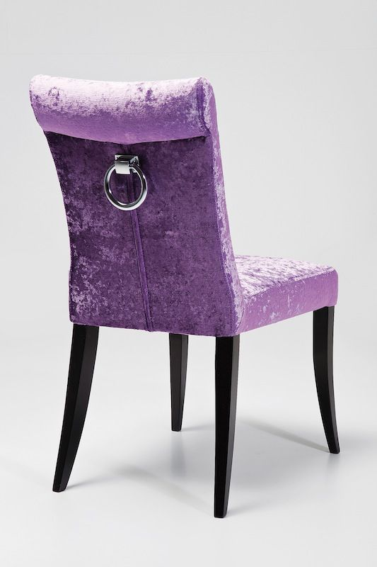 Dining chair with ring pull my style of decor pinterest