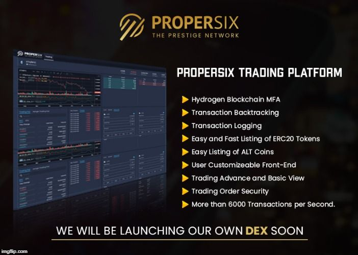 Looking For A Safe Trading Platform Then Look At Propersix Which