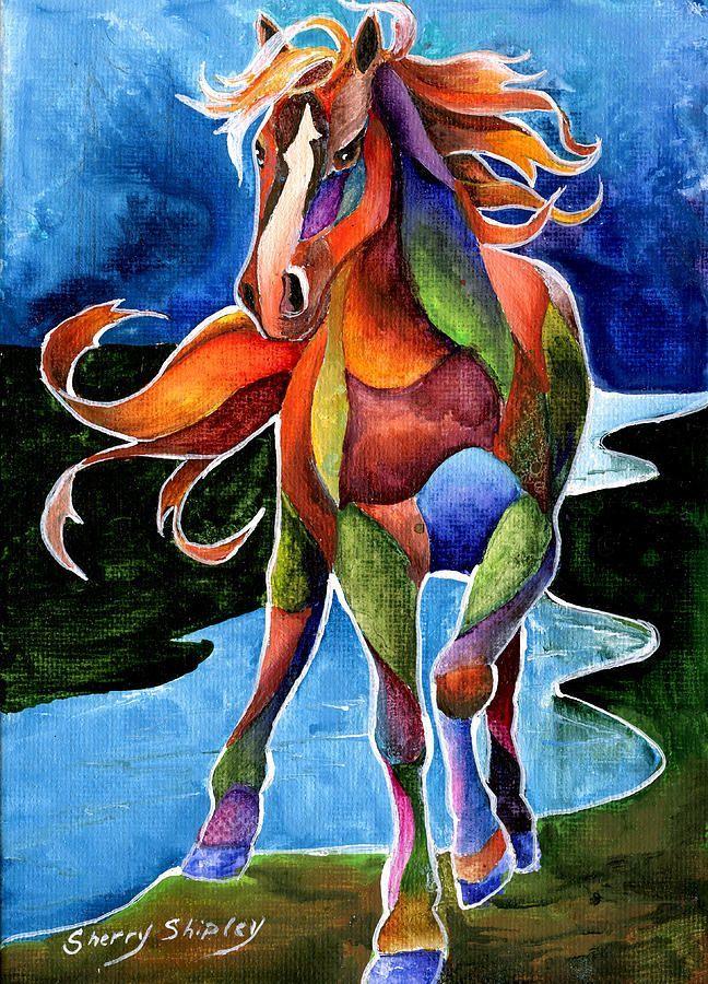 River Dance - Horse