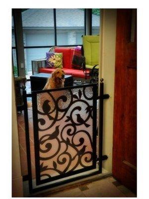 baby gate @ MyHomeLookBookMyHomeLookBook