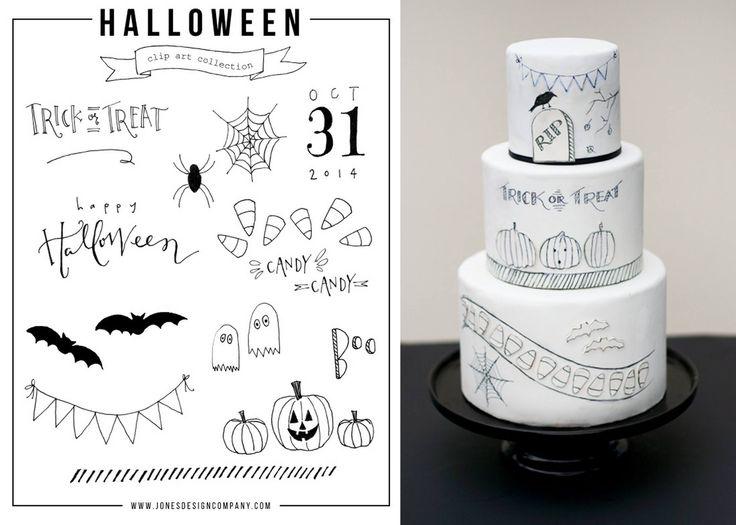 children\'s halloween cupcakes