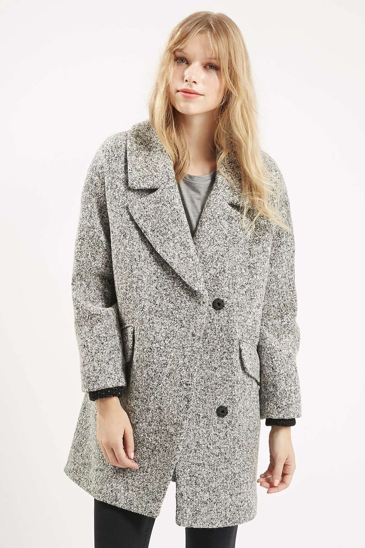 Image result for wool boucle coat | winter jackets | Pinterest ...