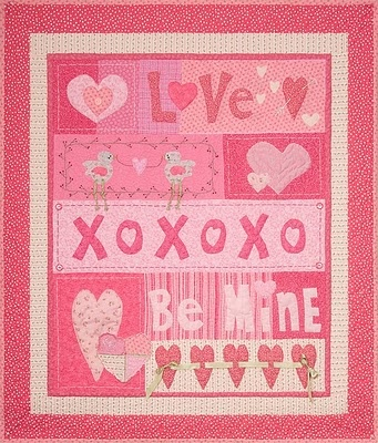 116 best images about Valentines Day on Pinterest Be my valentine, Free pattern and Quilt