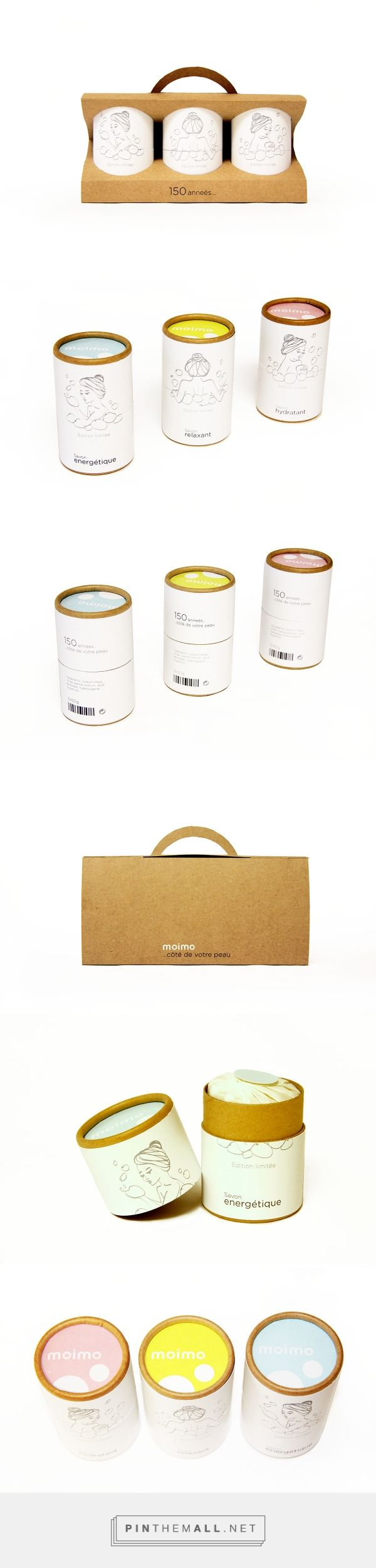 Moimo / Soap packaging