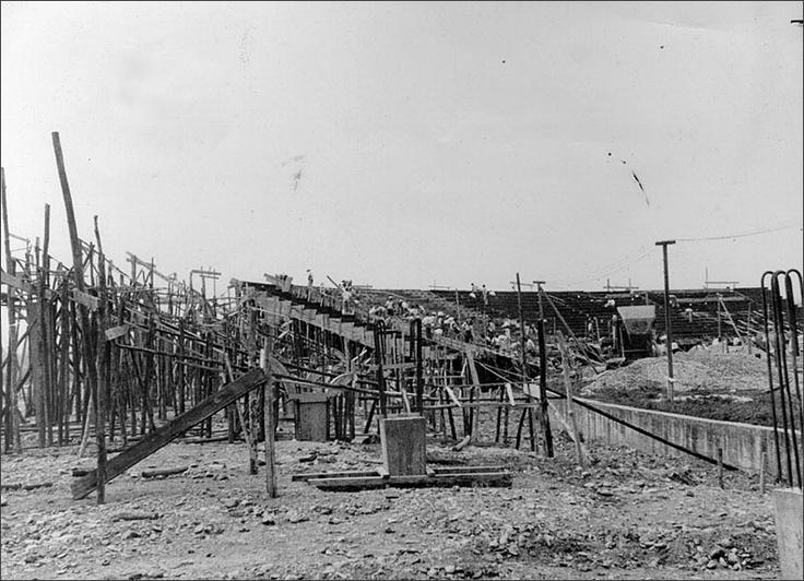 construcción Atanasio Girardot