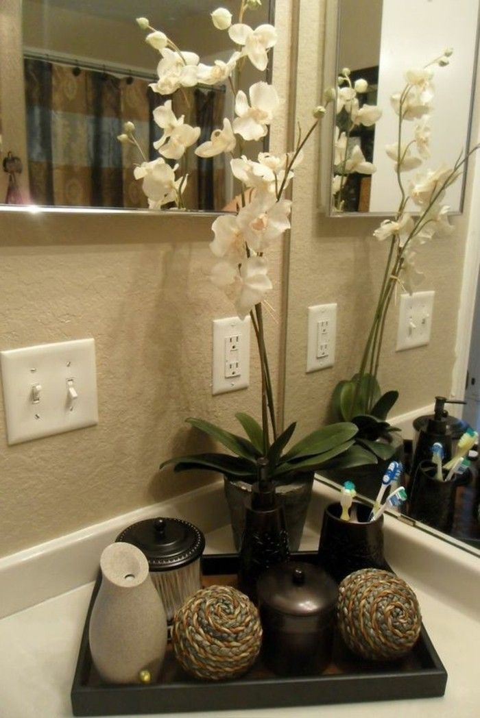 25 best ideas about badezimmer deko on pinterest bad. Black Bedroom Furniture Sets. Home Design Ideas