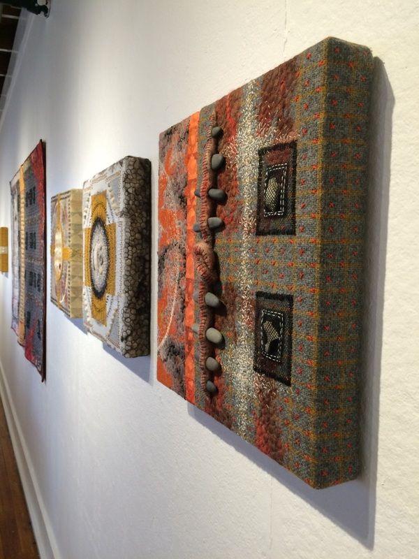 Amy Meissner Textile Artist from Alaska - wonderful blog, great work