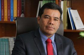 Rector exige castigo a los responsables del atentado al patrimonio universitario