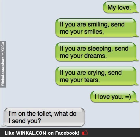 my list of cute things to text your boyfriend funny relationship