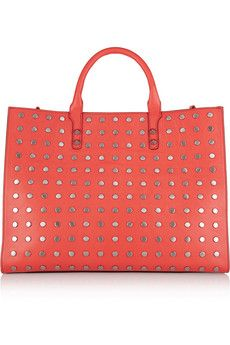 Want this bag that Aria has?? Rebecca Minkoff Grayson studded leather tote | THE OUTNET