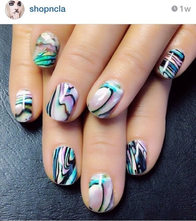 Nail Cake A England Kiko Stained Glass Nail Art: 17 Best Images About Nail Art On Pinterest
