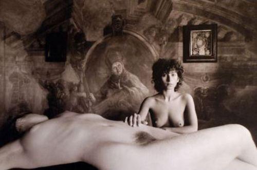 Lucien Clergue. Venetian portfolio, Venise 1983