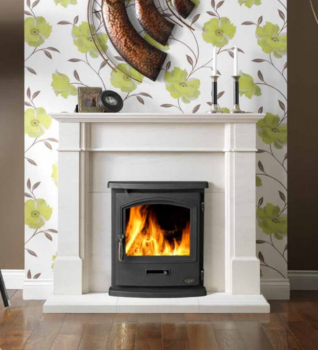 Tiger Inset Multi Fuel Defra Approved Stove Inset Stoves