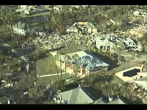 Hurricane Ivan Footage