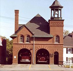 Welcome to the City of Bangor, Maine - Hose 5 Fire Museum