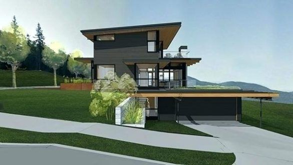 Oconnorhomesinc Com Exquisite Steep Hillside Home Plans Modern House Houses Design Plans
