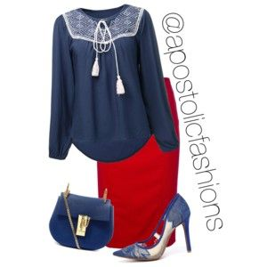 Apostolic Fashions #1398