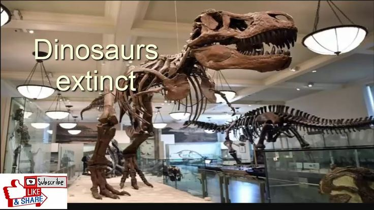 Breaking News:Dinosaurs extinct because asteroid hit the wrong spot on E...