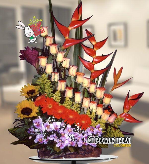 1000+ Arreglos Florales Con Orquideas on Pinterest