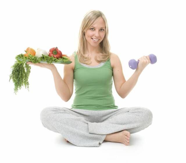 Mantenha-se em forma e saudável