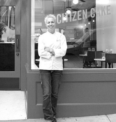 Chef Elizabeth Falkner
