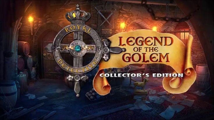 Final version of Royal Detective 3: Legend Of The Golem Collector's Edition is published! Download it for PC: http://wholovegames.com/hidden-object/royal-detective-3-legend-of-the-golem-collectors-edition.html Golems are taking over Glanville, and only you can stop them! Protect citizens of Glanville from attacks of the ruthless golems, destroying everything on their path!