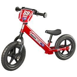 STRIDER ST-4 DUCATI CORSE NO-PEDAL BALANCE BIKE. There is even a race for this bikes :)