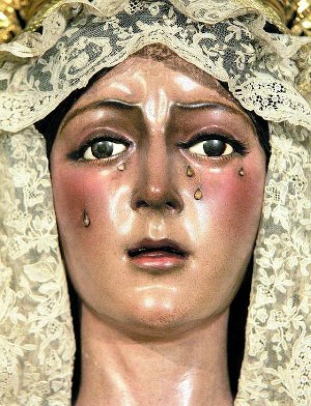 Virgen de la Esperanza Macarena. Sevilla