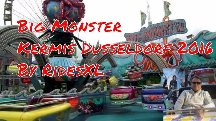 Big Monster - Krameyer - Offride @ Kimes Dusseldorf 2016
