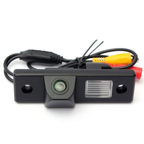 CMOS coche de visión nocturna reversa vista de copia de seguridad de la cámara de estacionamiento de 170 grados