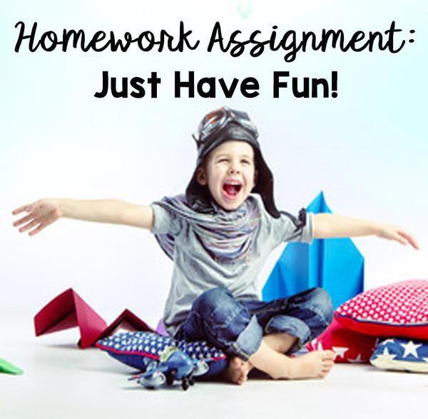 Teacher's Unique Homework Assignment Has Gone Viral – Bored Teachers