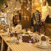 Besøg Royal Copenhagens juleborde
