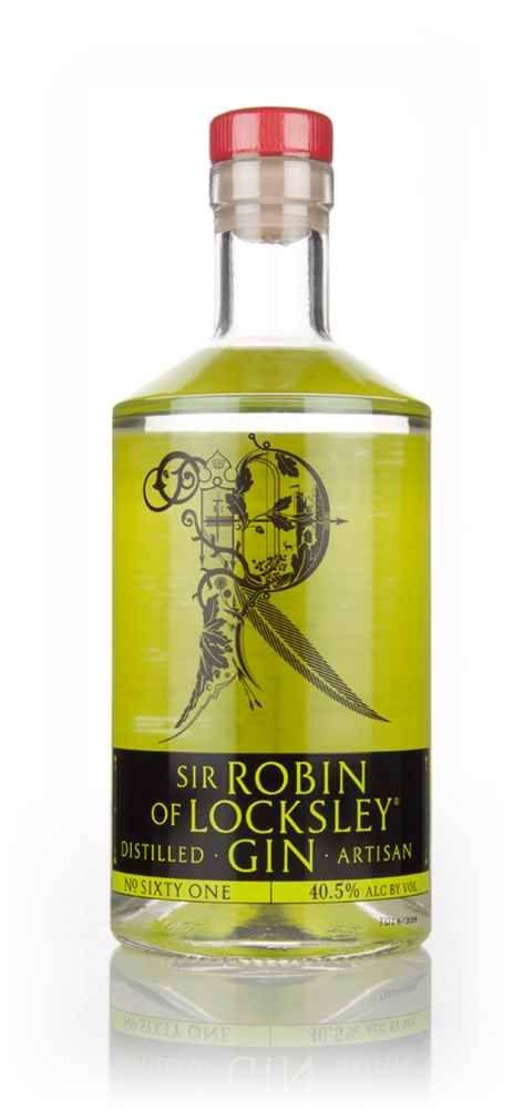 Sir Robin of Locksley Gin - Master of Malt