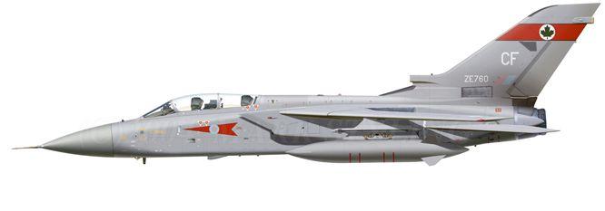 Tornado F3 ZE760 / CF of 5 Squadron, RAF Coningsby