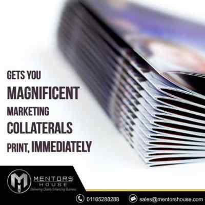 Printing Company - Printing Press In Delhi -  India . Mentors House Print…
