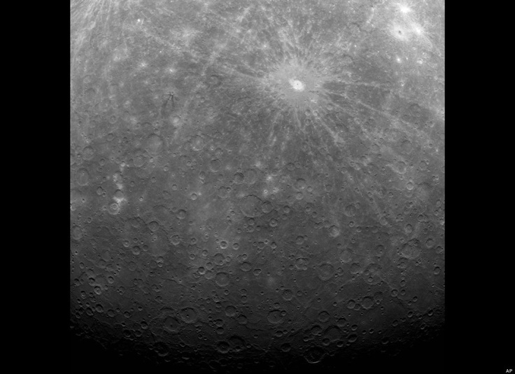 mercury pictures by hubble - photo #37