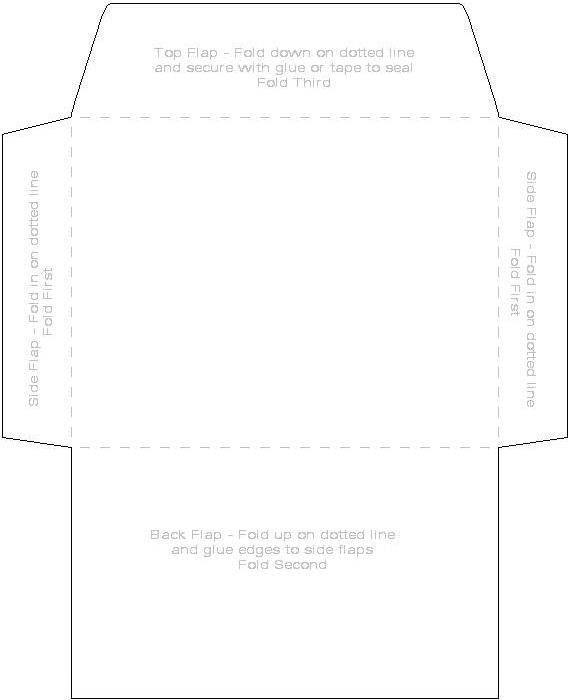 Best Envelope Templates Images On   Envelope Templates