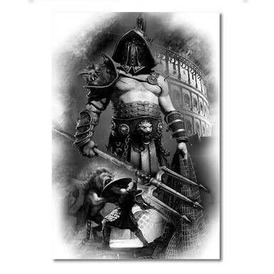 Warrior Piece