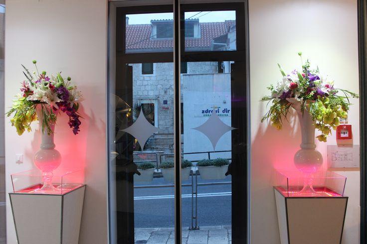 entrance #hotelluxesplit #hotel #luxe #boutique #design #split #croatia #travel #traveling #explore
