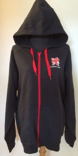 #Official adidas hoodie #london olympics team gb #black & red jacket uk large  ne,  View more on the LINK: http://www.zeppy.io/product/gb/2/281953109219/