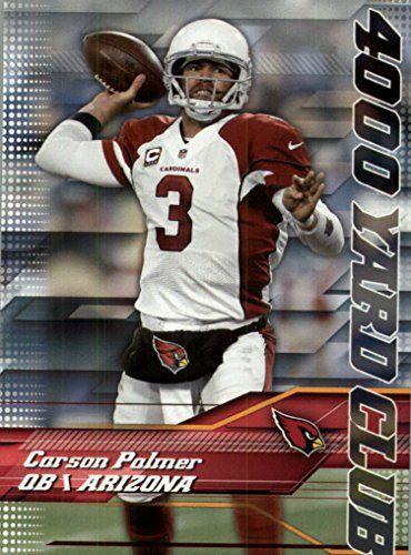 2014 Topps 4000 Yard Club #4 Carson Palmer - Arizona Cardinals (Football Cards)