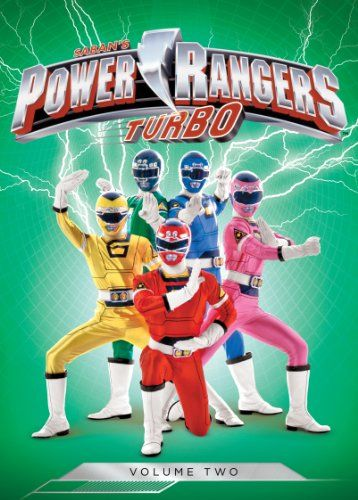 Power Rangers Turbo Vol. 2