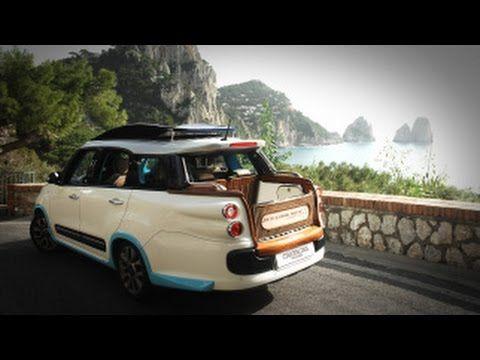 TIBERIO: il TAXI per Capri by CASTAGNA