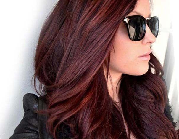 Картинки по запросу коричневые волосы с розовыми прядями