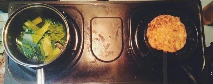Day 185: masak? HAHAHA....