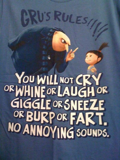 Top  30 Despicable me Quotes
