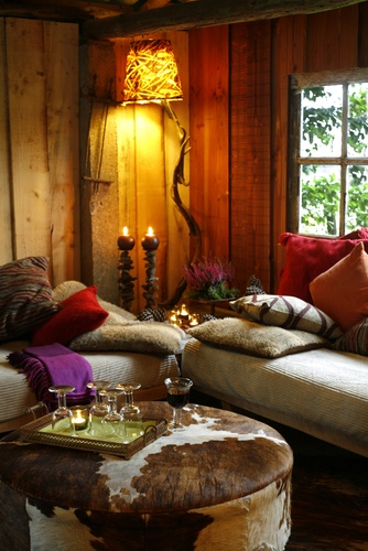 Rustic decor, Rustic home interior, interior design inspiration, rustic wood paneling, rustic theme home, rustic furniture