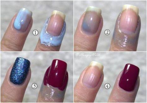 DIY Ideen mit Latexmilch für schöne Nägel